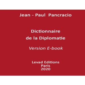 Couverture-Dictionnaire-Diplomatie-Ebook